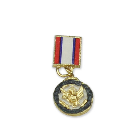 DiD - WWII US General Patton : Distinguished Service Medal