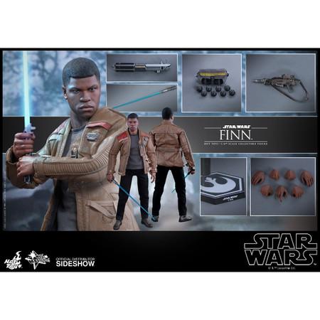Hot Toys - Star Wars Finn (HT902625)