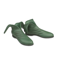 Hot Toys - Batman 1966 'Robin' - Pixie Shoes (For Pegs) (MMS219L-12)