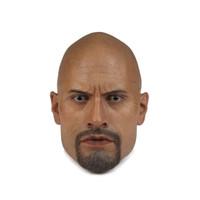 Hot Toys - G.I. Joe Roadblock : Dwayne Johnson Head (Neckless) (HTMS199L-002)