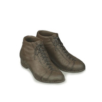 Hot Toys - Ex 2 Barney Ross : Brown Boots (For Pegs) (MMS194L-05)
