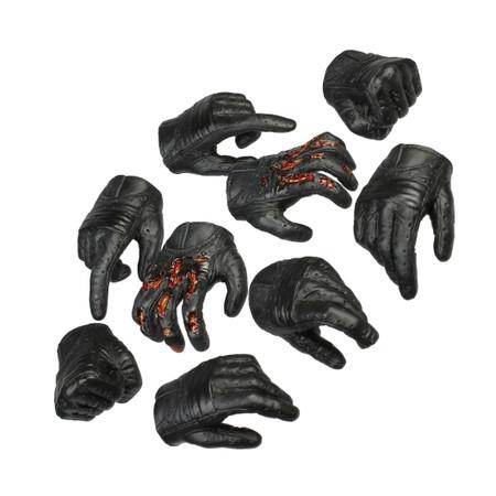 Hot Toys - Terminator T-800 BD : Gloved Hands LOT
