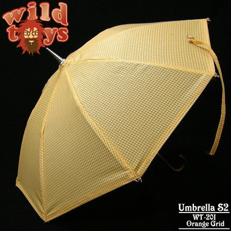 Wild Toys - Umbrella S2 (Yellow Grid)