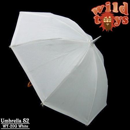 Wild Toys - Umbrella S2 (White)