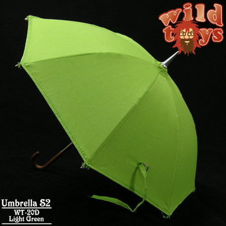 Wild Toys - Umbrella S2 (Green)