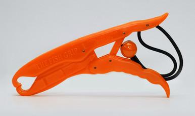 The Fish Grip™ in orange.