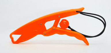The Fish Grip™ Jr. in orange.