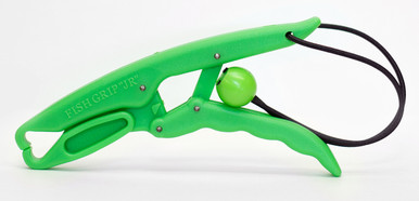 The Fish Grip™ Jr. in green.