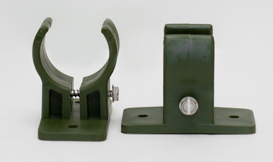 Tension Adjustable Bracket in green.