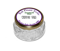 <p>A tantalizing tincture of herbal tea and dew covered raspberries, blackberries, and elderberries. Infused with natural essential oils, including cedar, ginger, mandarin, nutmeg, and ylang-ylang. Best Damn Scents White Tea.</p>
