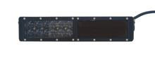 HO Amber Flood Lens OZ-USA® for HO Series Double Row LED Lightbars.