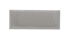HO Clear Flood Lens OZ-USA® For HO Series Double Row LED Lightbars.