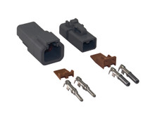 ATP Connector 2 Pin Heavy Duty plug Male + Female
