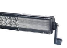"""6"""" CLEAR FLOOD OZ-USA® BAR COVER led light dual row 36w 72w 180w 288w 9"""" 18"""" 30"""" 50"""" cree fog 4x4"""