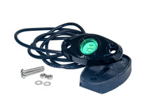 Green Rock Light LED for crawling under body frame fender 4x4 offroad