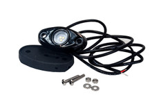 White Rock Light LED for crawling under body frame fender 4x4 offroad