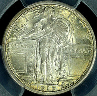 1917 Standing Liberty Quarter Type 1 PCGS MS65 Full Head