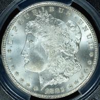 1882-CC Morgan S$1 PCGS MS66