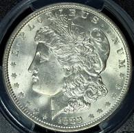 1889 Morgan S$1 PCGS MS65