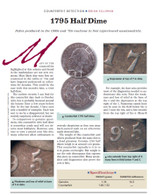 Article: 1795 Half Dime Counterfeit