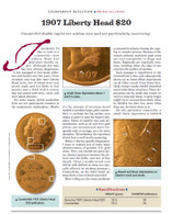 Article: 1907 $20 Liberty Gold Counterfeit
