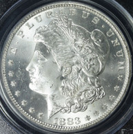 1883-CC Morgan Silver Dollar PCGS MS65 GSA