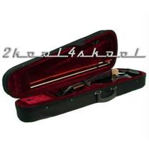 Violin Case Lightweight full Size 4/4 Fiddle black