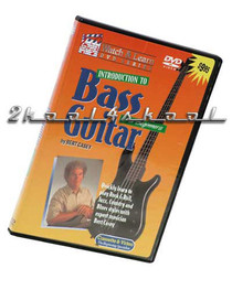 Beginner Intro to Bass Guitar DVD  lesson Video learn electric Watch and Learn