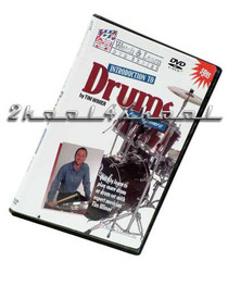 Intro to Drums Video DVD percussion Beginner instruction lessons Watch and Learn