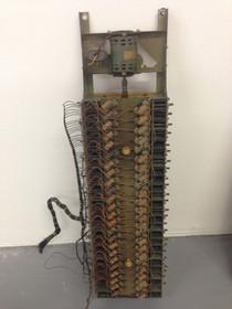 Vintage Hammond L-100 Tonewheel Generator from Organ w Scanner Motor etc.
