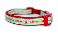 """Sage Merry Christmas 1/2, 5/8, or 3/4"""" wide"""