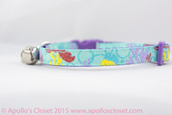Ocean Reef Cat Collar