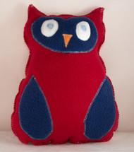 owl dog toy