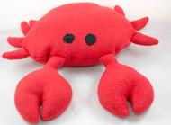 Crabby Dog Toy