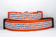 Rope Anchors Dog Collar