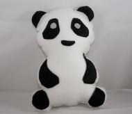 Cute panda bear toy