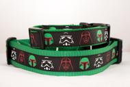 Star Villains dog collar