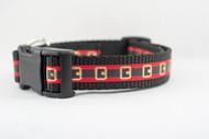 Santa Belt dog collar