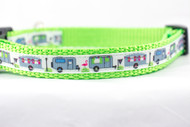 Camper dog collar