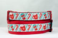 Winter dog collar