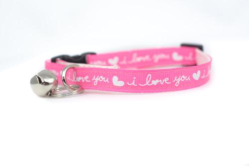 Love Cat collar