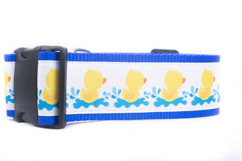 Duck dog collar