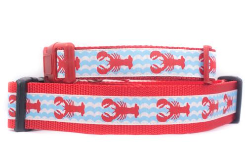 Lobster dog collar