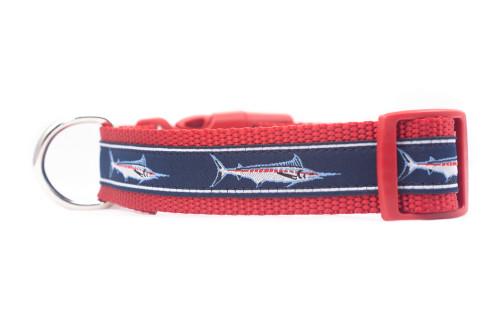 Marlin dog collar