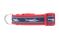Marlin dog collar