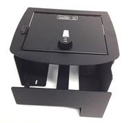 Console Safe 2007 to 2014 Chevrolet Silverado, Suburban & Tahoe GMC Yukon Sierra w/ USB Model LD2011X