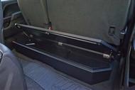 SUVault® Model 3011 2007 - 2015 Silverado / Sierra Crew Cab Under Seat Long Gun Safe