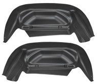 Husky Liners Rear Wheel Well Guards For All 2014-2016 Silverado Models
