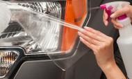 Husky Liners Headlite Guard Pre-Cut Protection Film For 2007-2013 Chevrolet Silverado 1500, 2007-2014 Chevrolet Silverado 2500HD, 3500HD