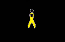 Cancer Ribbon Yellow